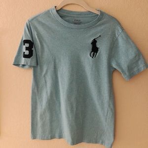 Youth Polo by Ralph Lauren t-shirt size 10-12